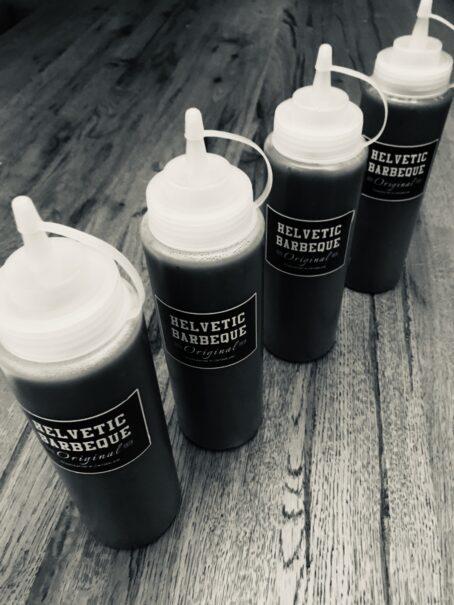 Helvetic Barbeque Original Sauce Gastro